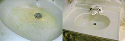 Sink Resurface